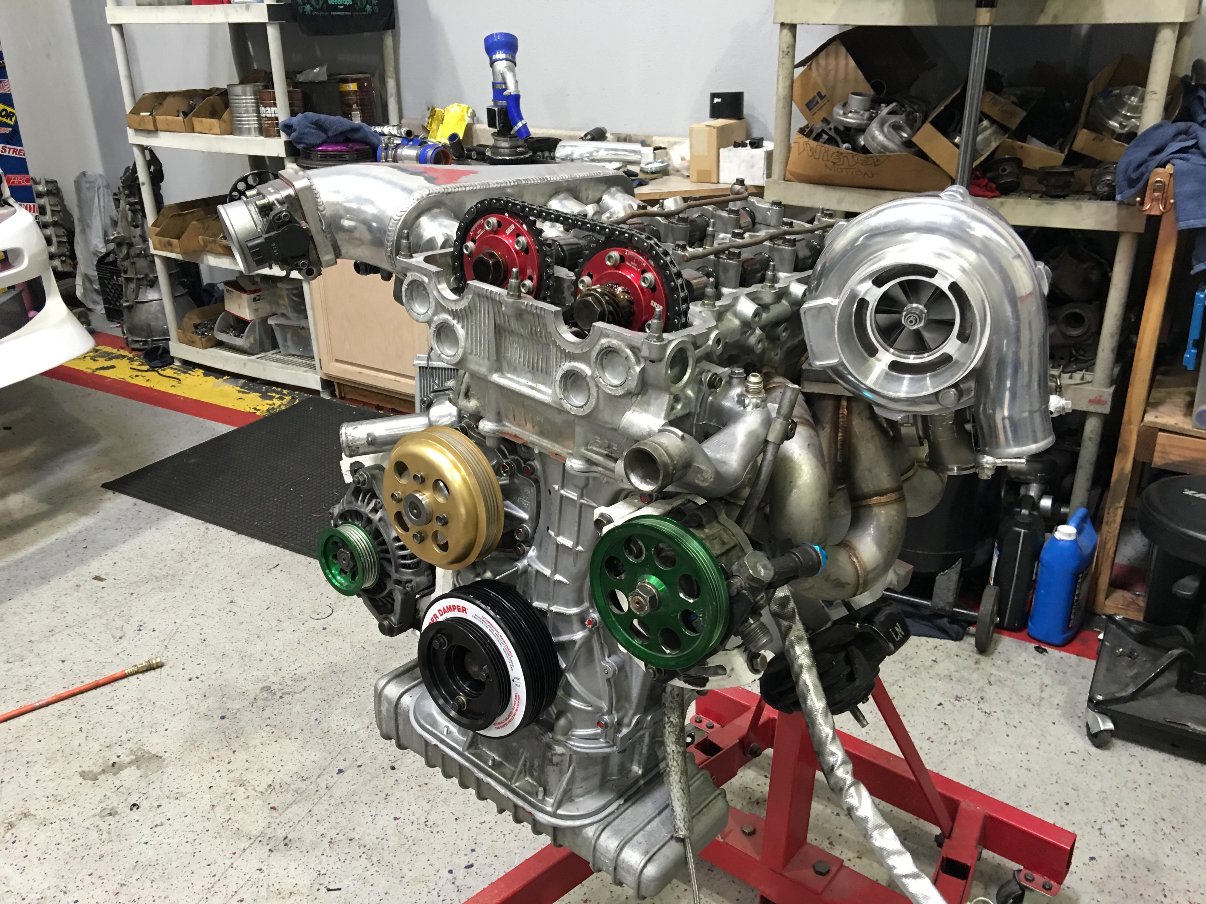 GT3076 V2 Turbo | Twisted Motion Las Vegas