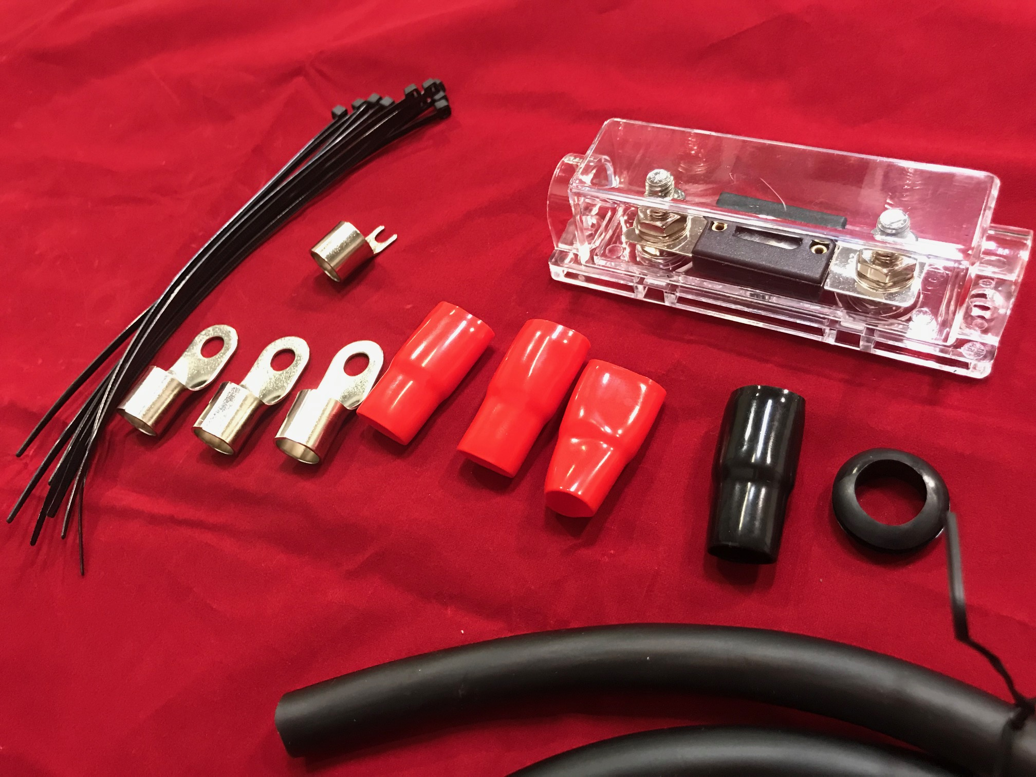 twisted motion battery relocation kit